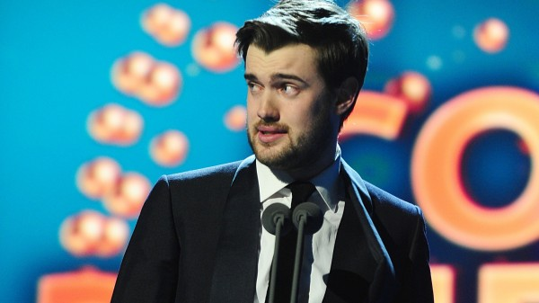 Comedian Jack Whitehall at the National Television Awards