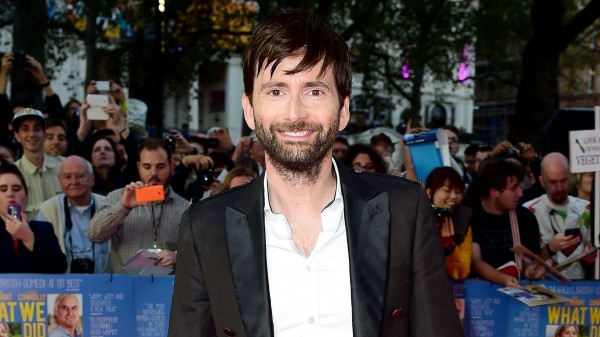 David Tennant (Ian West/PA)