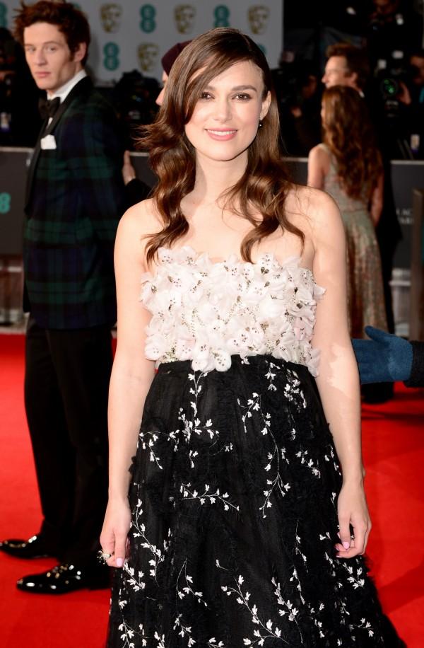 Keira Knightley (Dominic Lipinski/PA)