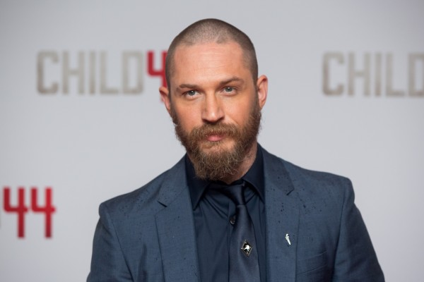 Legend star Tom Hardy