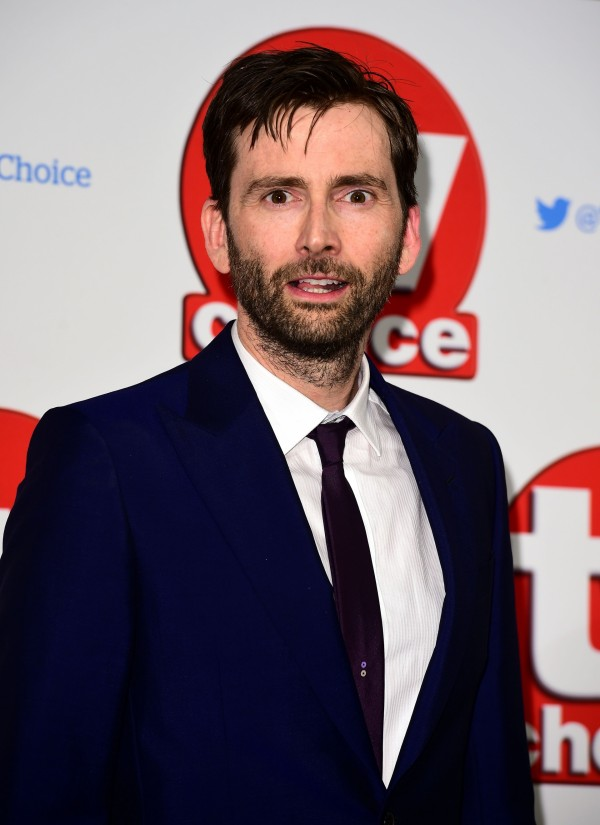 David Tennant is hosting the Shakespeare special
