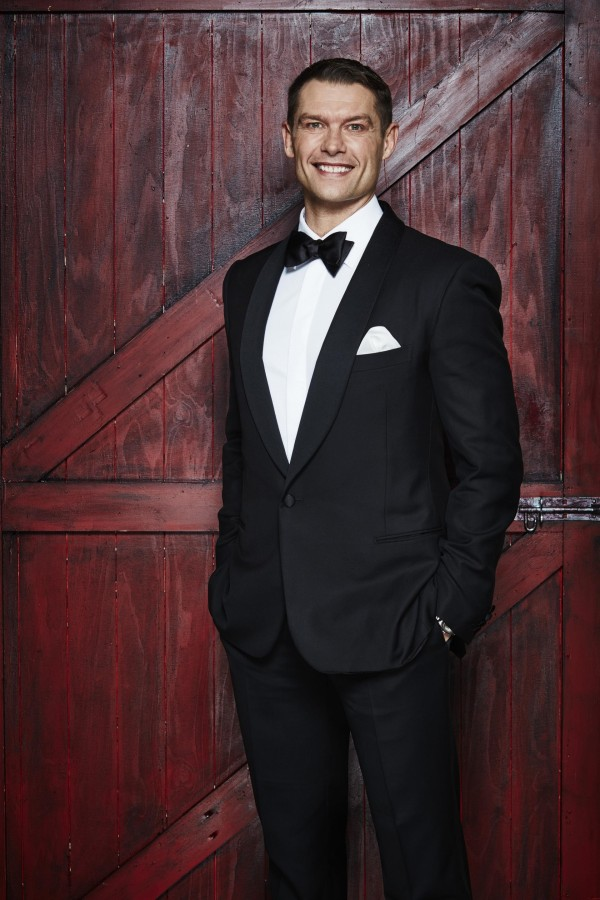 Celebrity Big Brother contestant John Partridge