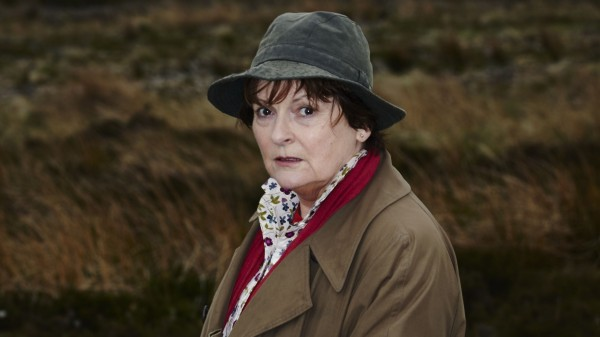Brenda Blethyn has talked about the popularity of her character Vera
