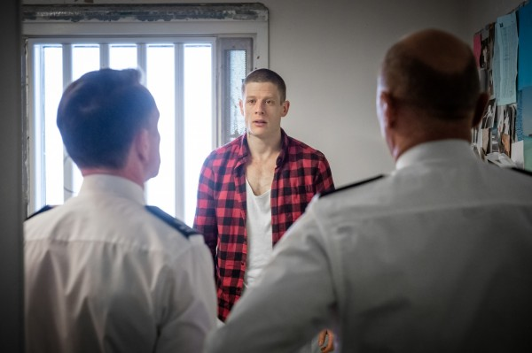 James Norton as Tommy Lee Royce in series 2 of Happy Valley