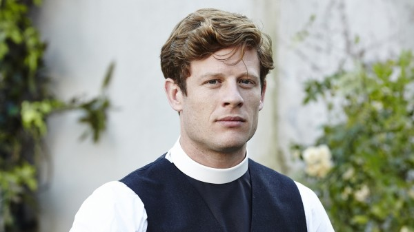 James Norton in Grantchester