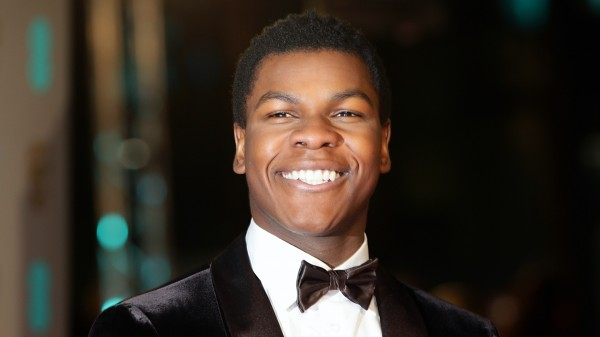 John Boyega on the red carpet (Yui Mok/PA