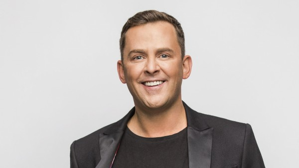 BBC broadcaster Scott Mills is co-hosting the Eurovision semi-finals (Guy Levy/BBC)
