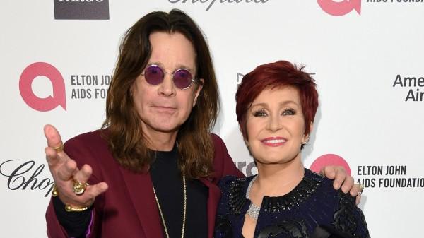 Sharon and Ozzy Osbourne renew wedding vows