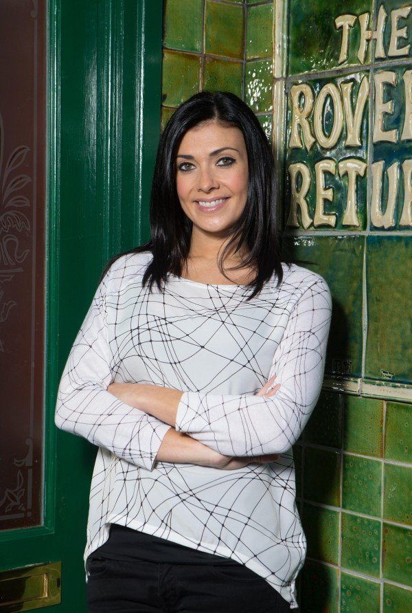 Michelle Connor, played by Kym Marsh