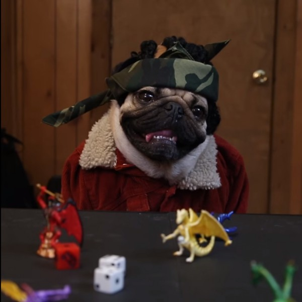 stranger pugs is the only stranger things parody you will