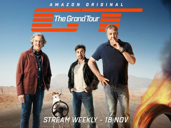 The Grand Tour (Amazon)