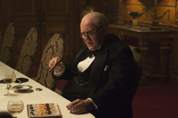 John Lithgow stars in The Crown