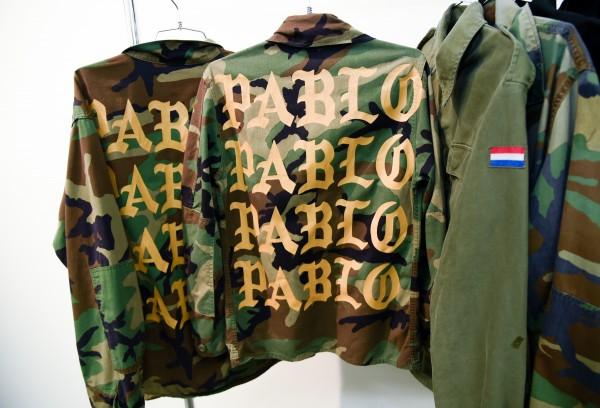 Kanye West jackets