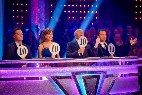 Strictly Come Dancing judges (Kieron McCarron/BBC/PA Images)