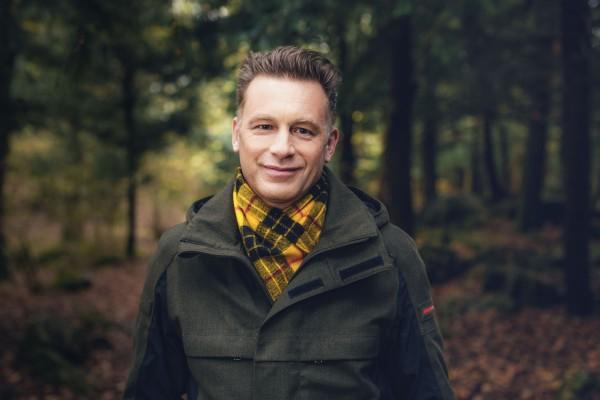 Chris Packham from Springwatch (BBC)