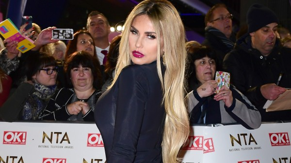 X Factor star attacks Katie Price after TV appearance