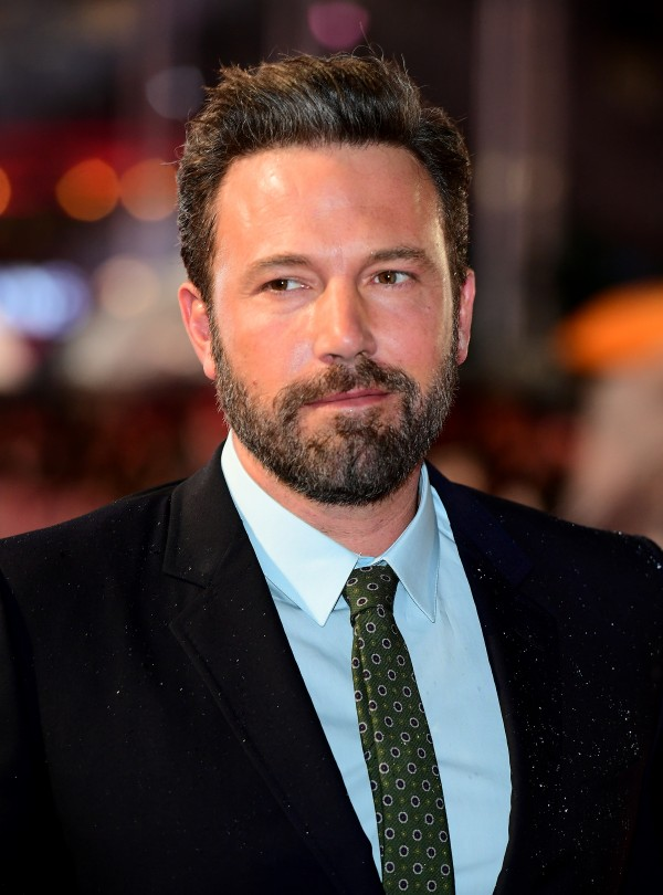 Ben Affleck: I have completed alcohol addiction treatment ...