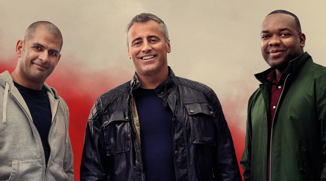 Matt LeBlanc praised for 'salvaging' Top Gear as series ends