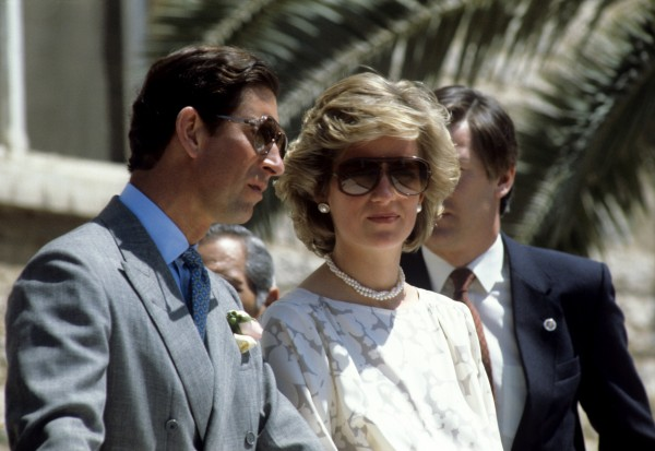 Prince Charles and Diana, Princess of Wales