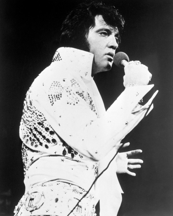 Elvis in 1970 (RCA Records/PA)