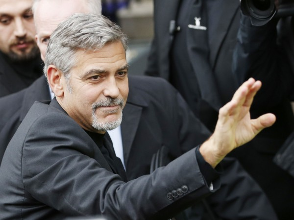 George Clooney Blamed By Jay Hutton For Worst Tattoo Trend