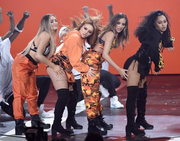 Little Mix (Chris Pizzello/AP)