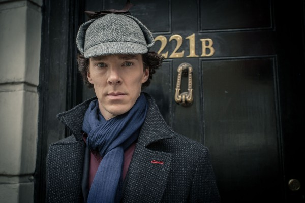 Benedict stars as Sherlock in the BBC adaptation (BBC)