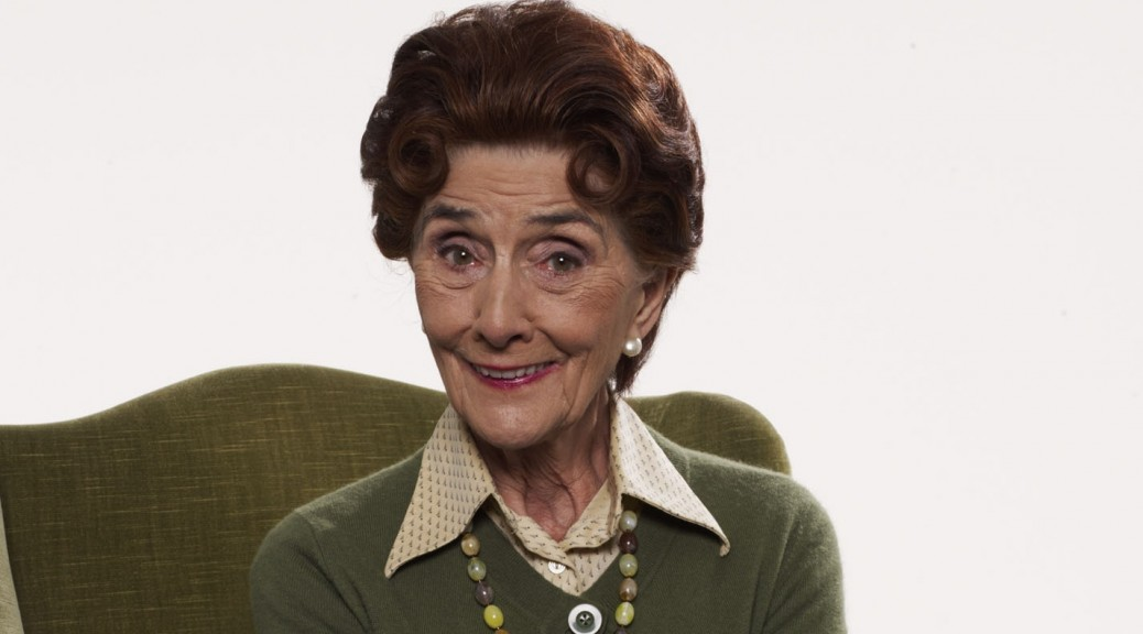 Perry Fenwick urges campaign demanding Bafta for EastEnders co-star June Brown