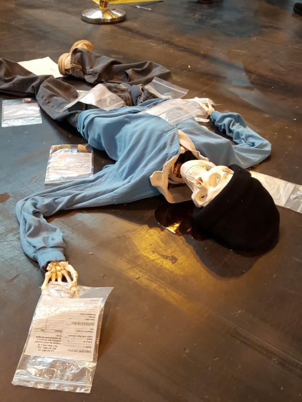 crime scene (Grace Rahman/PA)