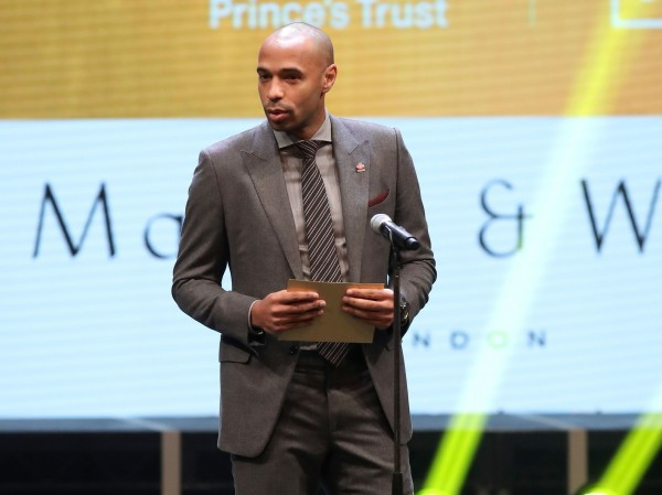 The football pro shared a special message with the audience.