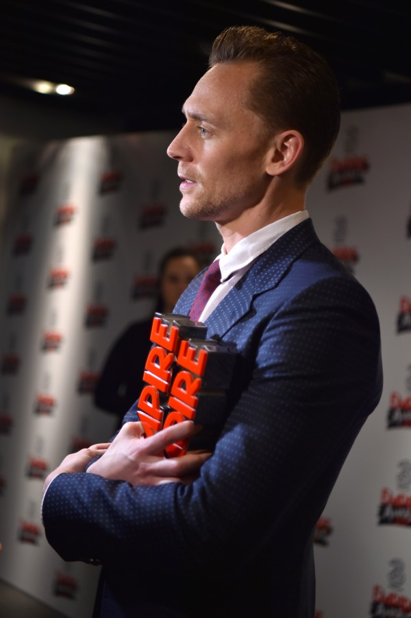 Tom Hiddleston (Matt Crossick/PA)