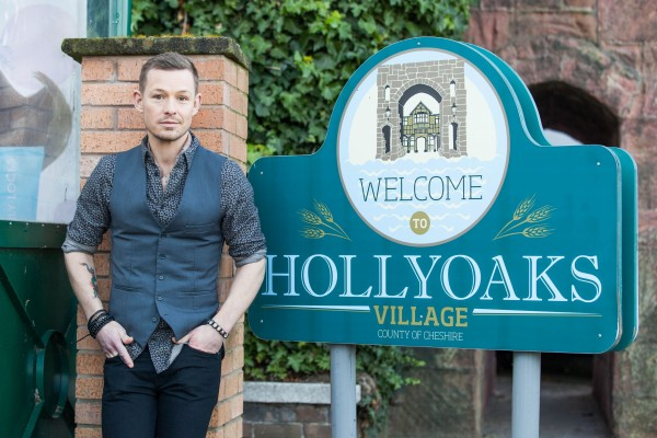 Adam Rickitt is joining Hollyoaks (Hollyoaks)