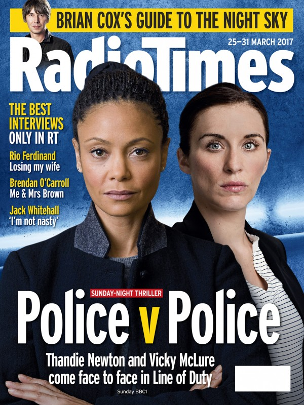 This week's Radio Times.