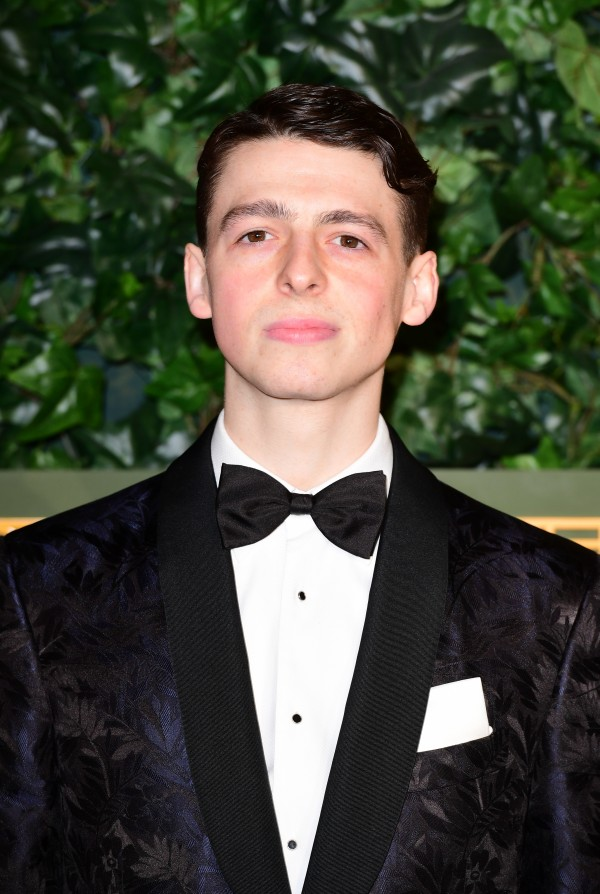 Anthony Boyle (Ian West/PA)