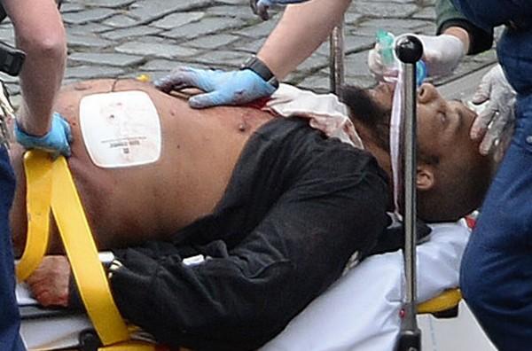 Westminster attacker