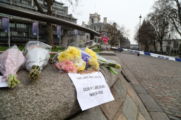 Tributes for victims