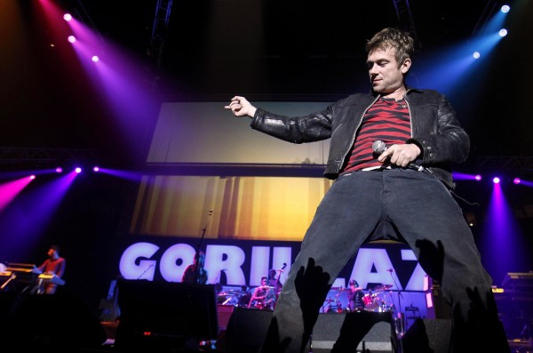 Gorillaz Release Four New Songs - Featuring Vince Staples, PopCaan, DRAM & Jehnny Beth