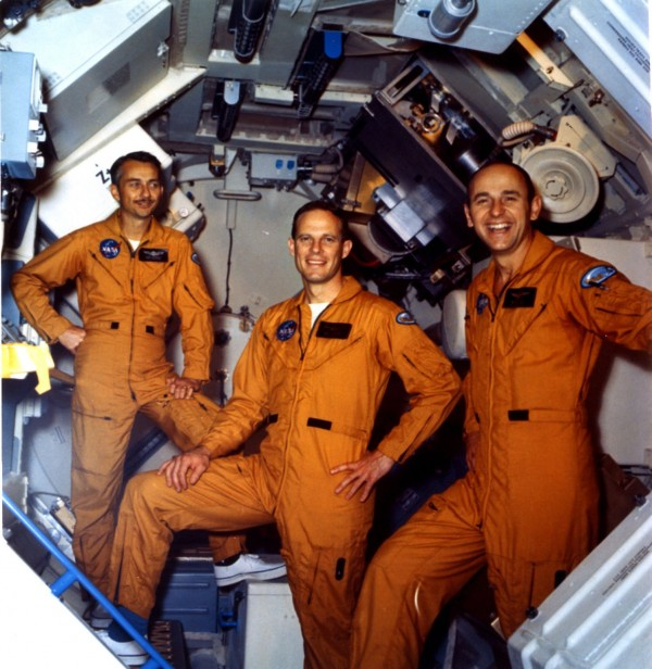 Alan Bean, the fourth astronaut to walk on the moon, has a ...