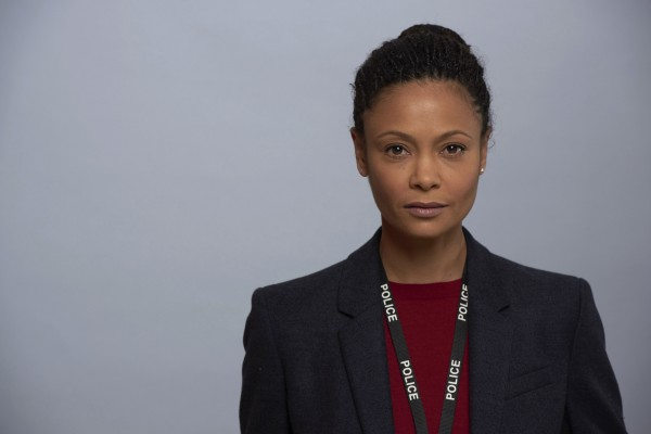 Line Of Duty Thandie Newton