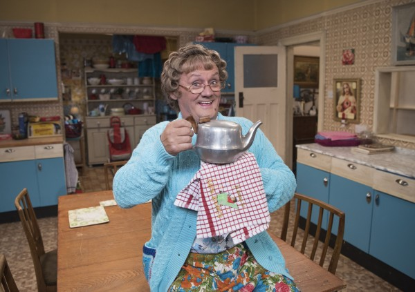 All Round To Mrs Brown's (BBC/Hungry Bear/Brendan O'Carroll)