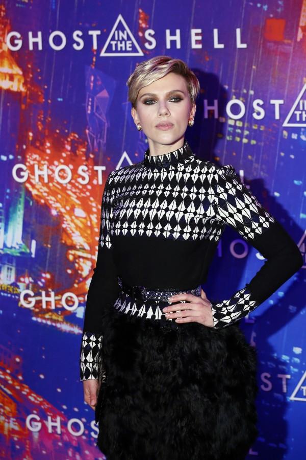 Scarlett Johansson (Francois Mori/AP)