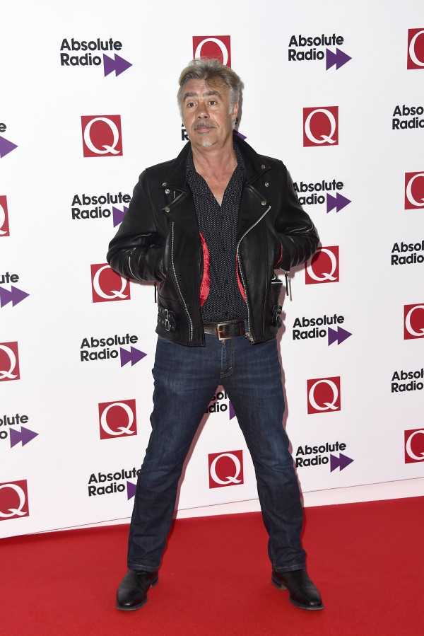 Glen Matlock of The Sex Pistols attending the Q Awards 2015 held at Grosvenor House Hotel on Park Lane, London. PRESS ASSOCIATION Photo. Picture date: Monday October 19, 2015. See PA Story: SHOWBIZ QAwards. Photo credit should read: Matt Crossick/PA Wire