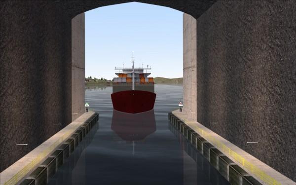 Stad Ship Tunnel.