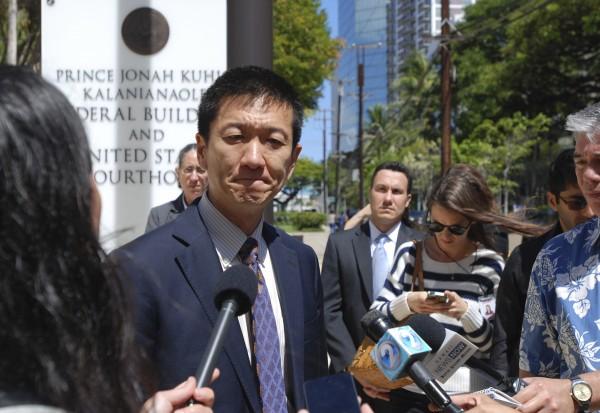 Hawaii Attorney General Douglas Chin
