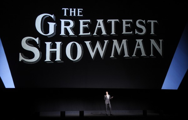 Is Hugh the greatest showman
