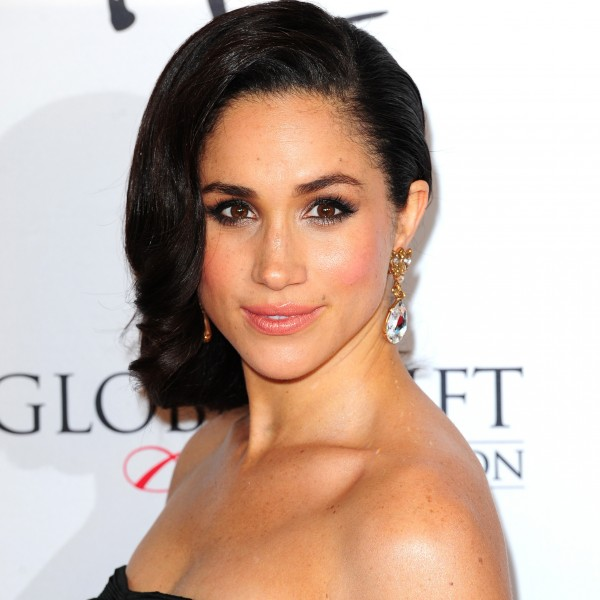Meghan Markle in London.