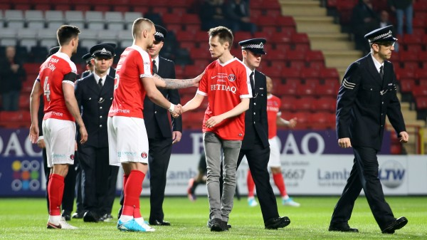 PC Keith Palmer's brother ahead of Charlton's game against ...