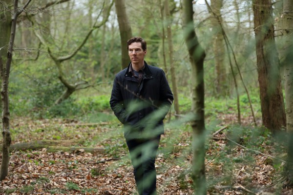 Benedict Cumberbatch will star in the TV adaptation of Ian McEwan's novel (BBC)
