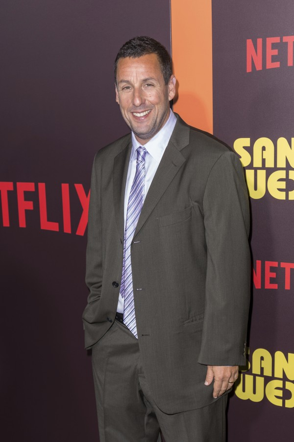 Adam Sandler (Willy Sanjuan/Invision/AP)