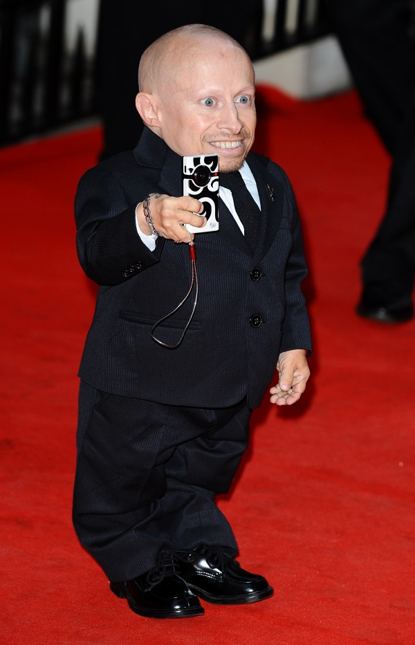 verne troyer - photo #17